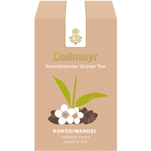 Dallmayr Coconut Almond 100gr Τσάι Χύμα