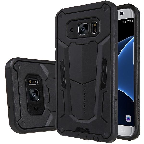 Back Case Nillkin Defender II Armor για Samsung Galaxy S7 Edge G935 - Black