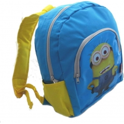 63fca8a1306 DESPICABLE ME 2 - MINIONS BACKPACK WITH POCKETS
